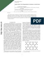 A. Läuchli et al- Static impurities in the S=3/2 kagome lattice