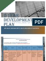 Hrmo 2-Year Development Plan