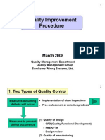 0606-02 Quality Improvement Procedure Rev7-2