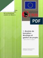 Module de Formation 'Montage Et Gestion Des Projets'