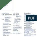 Programma convegno PSICOANALISI E LUOGHI DELLA RIABILITAZIONE (Lecce,12.5.2012)