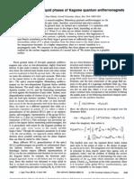 J. B. Marston and C. Zeng- Spin-Peierls and spin-liquid phases of Kagome quantum antiferromagnets