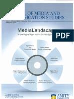 Media Studies/ Journalism / Communication -Enviornmental Communication & Misrepresentation- Dr Sony Jalarajan & Rohini Sreekumar