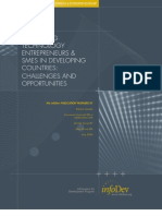 Financing Technology Entrepreneurs in Developing Countries
