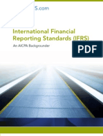 IFRS Background