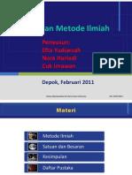 022-Sains Dan Metode Ilmiah
