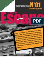 Boletim Nº1 - Escape Livre