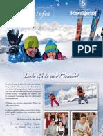 Schwaigerhof News Info Zeitung Winter 2011 / 2012