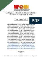Rio Grande do Norte, Lei Complementar 141, de 09 de fevereiro de 1996