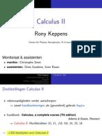 CalculusII 2012 Les01 Handout