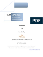 DPR for Filmmaking