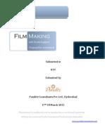 DPR for Filmmaking