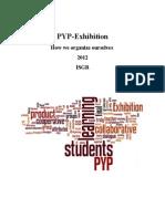PYP 5 Exhibition Economics