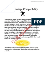 Marriage Compatibility Syna..