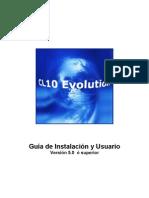CL10 Evolution. Gu¡a de Instalaci¢n y Usuario. Xx10es