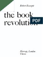 Escarpit 1966 Book Revolution