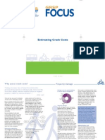 Estimating Crash Costs