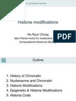 Histone Modifications