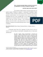 Direito à memória - análise dos princípios constitucionais da política de patrimônio cultural no brasil (1988-2010)