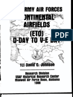 48848872 US Army Air Forces Continental Airfields ETO D Day to v E Day 1988