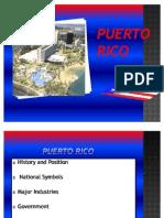 PUERTO RICO Presentation