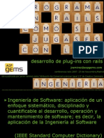 Javier Ramirez Rails Plugins PDF