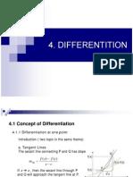 Bab IV Differentiation