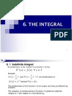 Bab VI Integral
