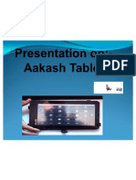 Aakash Tablet