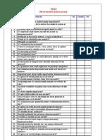 Test 100 Intrebari Pentru Pariniti