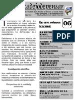 Revista NUNCADEJODEPENSAR Vol VI
