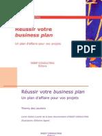 Extrait Reussir Votre Business Plan