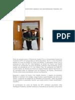 INAUGURADA O ESCRITÓRIO MODELO DA UNIVERSIDADE FEDERAL DO  TOCANTINS