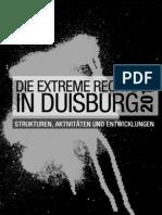 Die extreme Rechte in Duisburg - Jahresbericht 2011