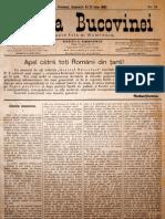 Gazeta Bucovinei #54, Duminica 9 Iulie 1895