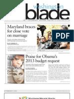 washingtonblade.com - volume 43, issue 7 - february 17, 2012
