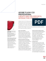 Flash Datasheet