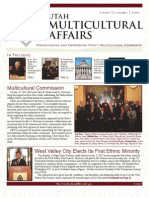 Utah Multicultural Affairs Newsletter
