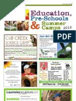 Education, Pre-Schools & Summer Camps SCT0212
