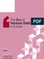 The Rise of Venture Debt in Europe May 2010