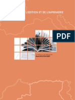 Algérie-Industrie de l'édition et de l'impression 2007