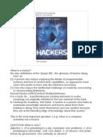 Civic Hacking - part 1 [IS52026B Social computing - week 15]