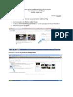 Insertar una presentación de fotos al Blog