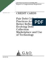 Gao Fdcpa Report