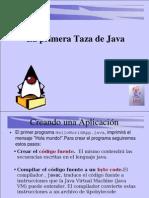 Primera Taza Java