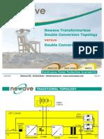 4.1 Transfomer-Less vs Transformer-Based UPS 080224