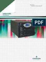 User Manual AF2