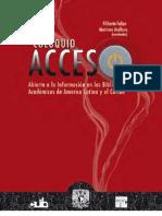 Acceso Abierto a la informacion en las bibliotecas academicas de America Latina y El Caribe