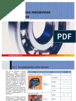 UD14. Elementos mecánicos auxiliares