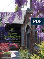 Historic Garden Week in Virginia 2012 Guidebook